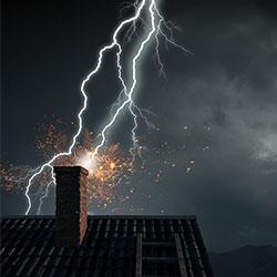 Storm Damage in Eau Claire, WI