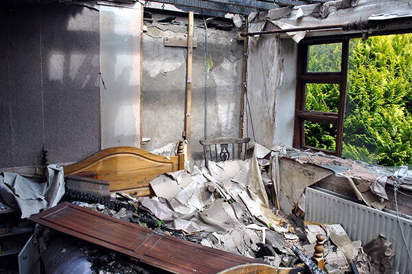 Fire Damage Restoration in Stanley, WI