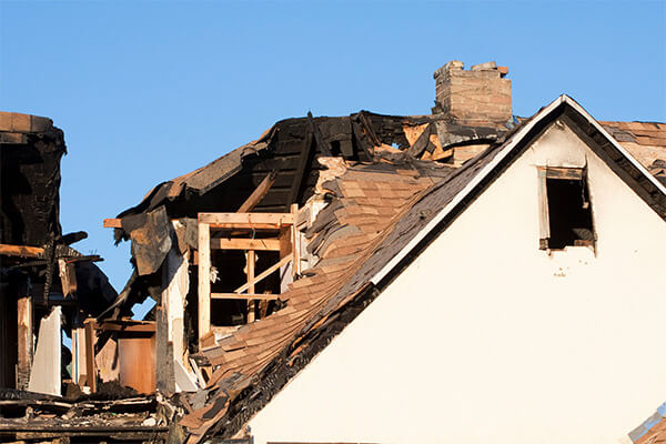 Fire Damage Removal in Elk Mound, WI