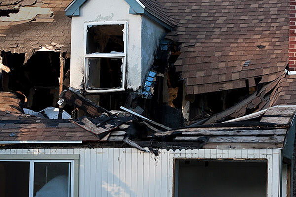 Fire Damage Repair in Osseo, WI
