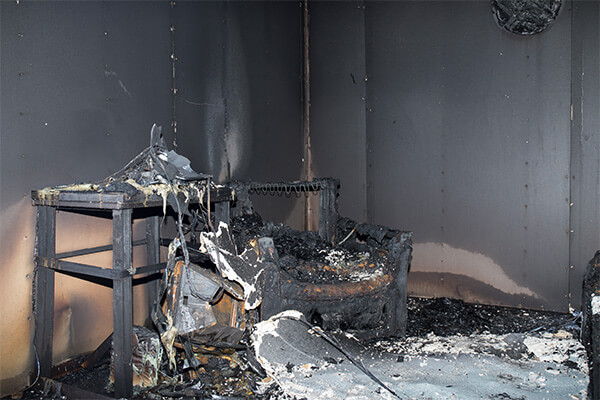 Fire And Smoke Damage Repair in Osseo, WI