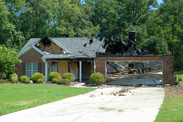 Fire Damage Cleanup in Hale Corner, WI