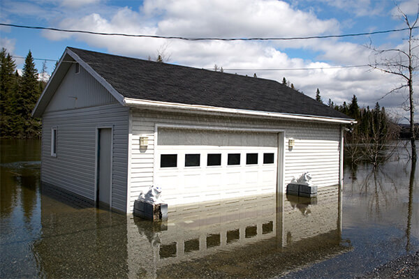 Flood Damage Repair in Cleghorn, WI