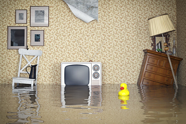 Water Damage Restoration in Allen, WI