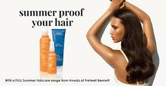 How to summer proof your hair