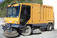 Don't wait!  Street sweeping in Chippewa Falls, WI