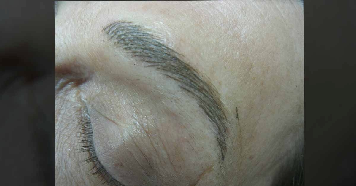 What's the difference between Microblading Eyebrows and Permanent Makeup Eyebrows?