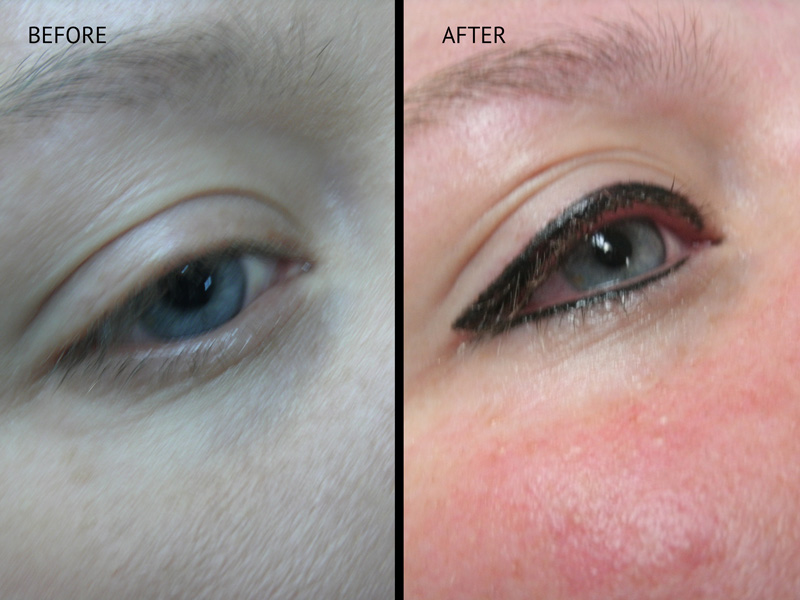 Permanent Eyebrows In Eau Claire Wisconsin