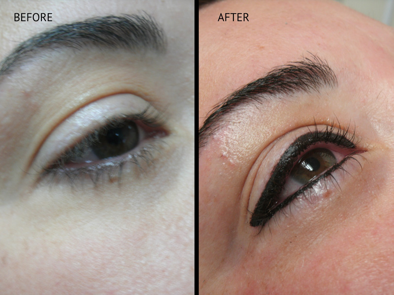 Permanent Eyebrows Near Eau Claire Wi
