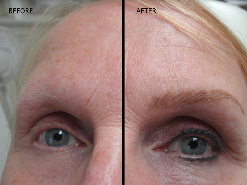 Corrective Permanent Makeup near Eau Claire, Wisconsin