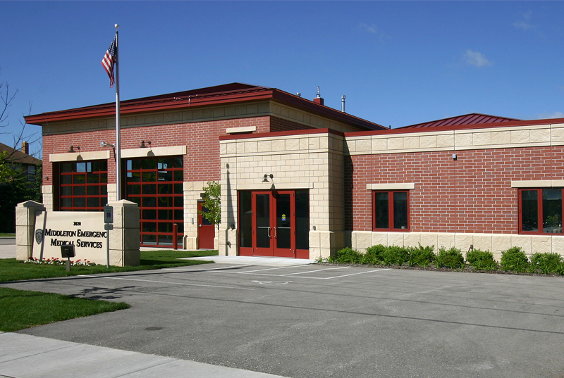 Middleton Fire Station and EMS Facility