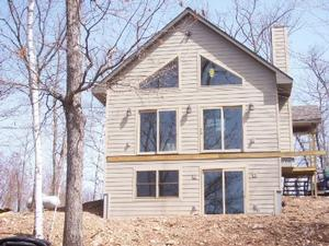 cabin builders in Cameron WI