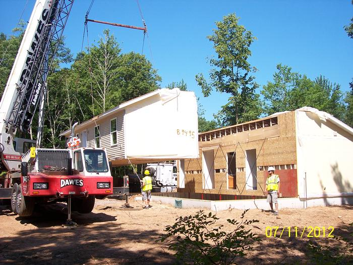 modular home builder in Cameron WI