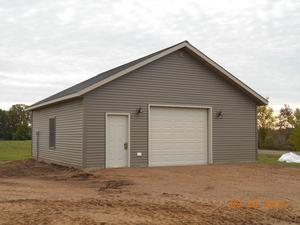 garage builders in Cameron WI
