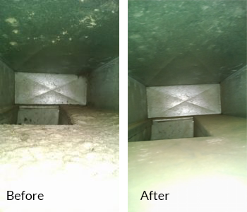 Air Duct and Dryer Vent Cleaning in Chippewa Falls, WI