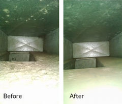 Professional Air Duct and Dryer Vent Cleaning in Altoona, WI