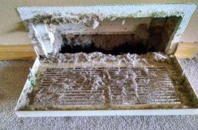 Air Duct & Dryer Vent Cleaning in Eau Claire, WI