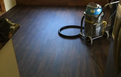 Hardwood Floor Cleaning in Eau Claire, WI