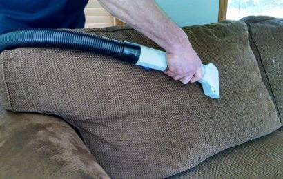 Upholstery Cleaning in Eau Claire, WI